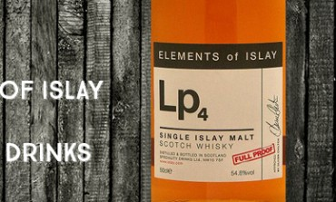 Lp4 - Elements of Islay - 54.8% - Speciality Drinks