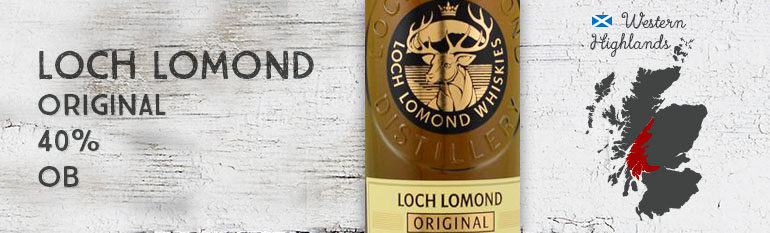 Loch Lomond – Original – 40% – OB