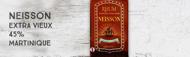 Neisson – Extra vieux – 45% – Martinique
