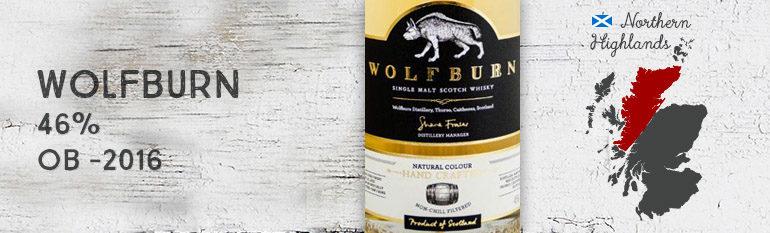 Wolfburn – 46 % – OB – 2016