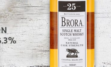 Brora - 25yo - 56.3% - 7th Edition - OB - 2008