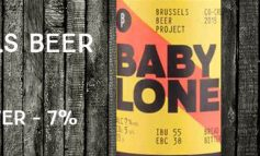 Brussels Beer Project - Babylone - Bread Bitter - 7%