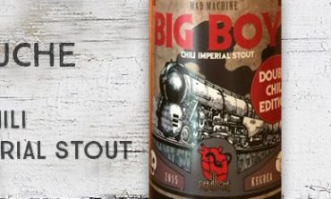 "La Débauche - Big Boy ""Double Chili Edition"" - Imperial Stout - 12%"