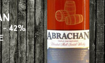 Abrachan - Triple oak - 42% - Clydesdale for Lidl France