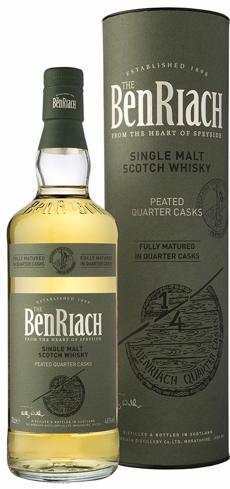 BenRiach-Peated-Quarter-Casks-bottle