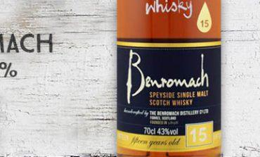 Benromach - 15yo - 43% - OB - 2015