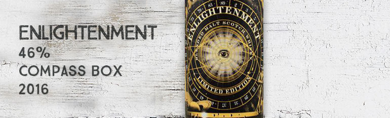 Enlightenment – 46% – Compass Box – 2016