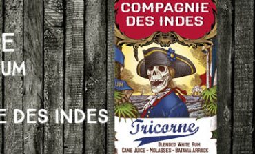 Tricorne - 43% - Compagnie des Indes - blend - 2016