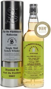 Caol Ila 2007 8yo Cask 315325 Signatory Vintage The Whisky Exchange