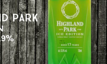 Highland Park - Ice Edition - 17yo - 53,9% - OB
