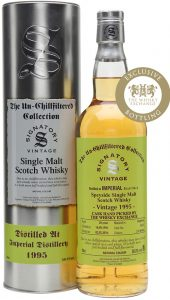Imperial 1995 Cask 50252 Signatory Vintage The Whisky Exchange
