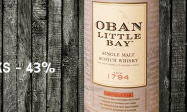 Oban - Little Bay - Small Casks - 43% - OB - 2015