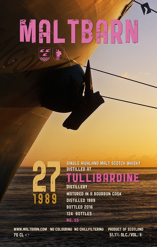 Tullibardine198927yoMaltbarn