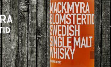 Mackmyra - Blomstertid - 46,1% - OB- Sasongswhisky