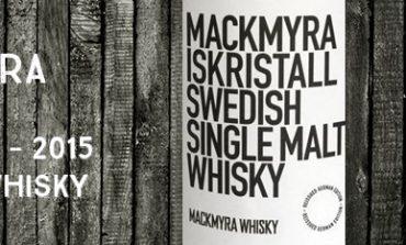 Mackmyra - Iskristall - 46,1% - 2015 - OB - Sasongswhisky