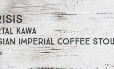 Parisis - Mortal Kawa - Russian Imperial Coffee Stout - 9.5%-