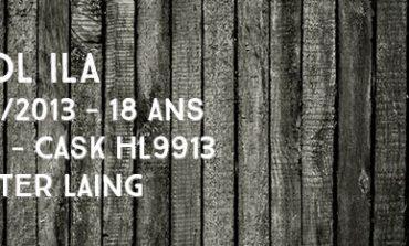 Caol Ila - 1994/2013 - 18yo - 50% - Cask HL9913 - Hunter Laing - Old Malt Cask