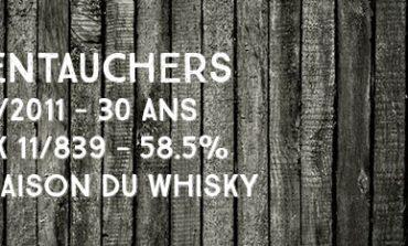 Glentauchers - 1981/2011 - 30yo - Cask 11/839 - 58,5% - La Maison du Whisky - Artist