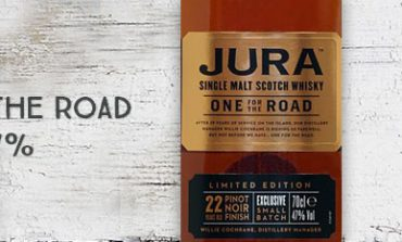 Jura - One For The Road - 22yo - 47% - OB - 2016