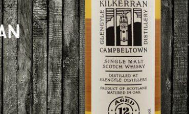 Kilkerran - 12yo - 46% - OB - 2016