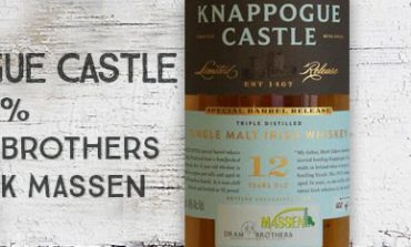 Knappogue Castle - 12yo - 46% - for Dram Brothers & Vinothek Massen