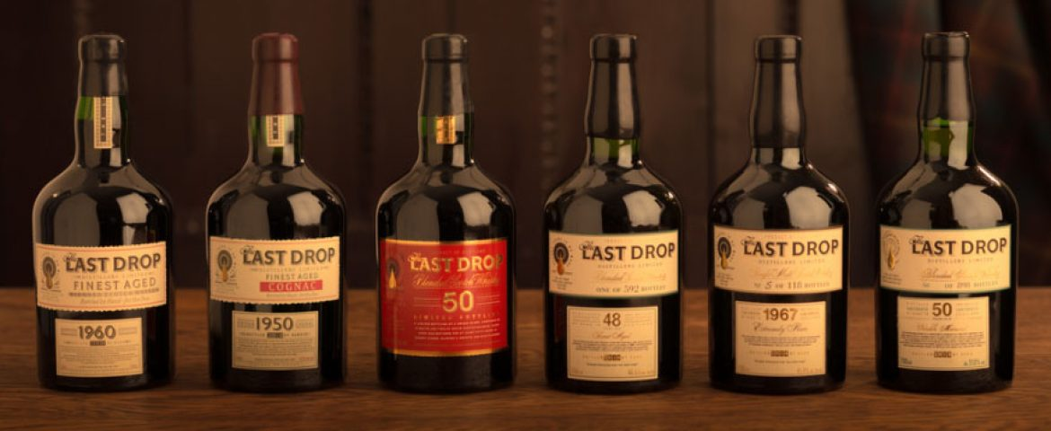 Sazerac Company acquiert The Last Drop Distillers