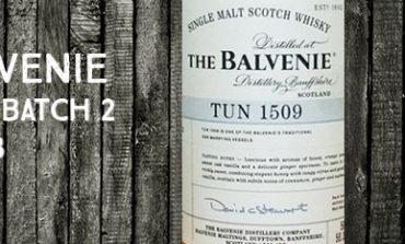 Balvenie - Tun 1509 - Batch 2 - 50,3% - OB - 2015