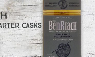 Benriach - Peated Quarter Casks - 46% - OB - 2016