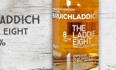 Bruichladdich - The Laddie Eight - 8yo - 50% - OB - 2016