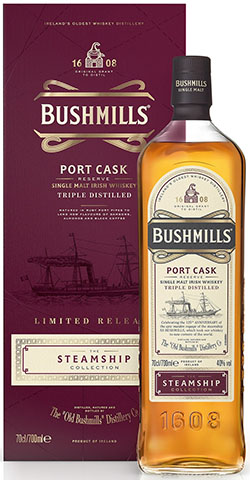 bushmills-port-cask-single-malt-irish-whiskey
