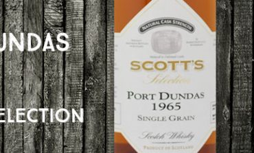 Port Dundas - 1965/2011 - 43,3% - Scott's Selection