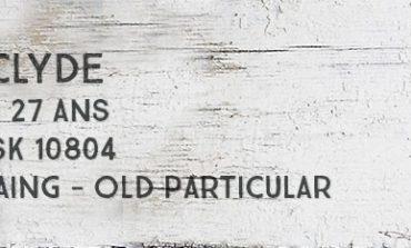 Strathclyde - 1987/2015 - 27yo - 51,5% - Cask 10804 - Douglas Laing - Old Particular