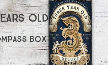 Three Years Old - Deluxe - 49,2% - Compass Box - 2016
