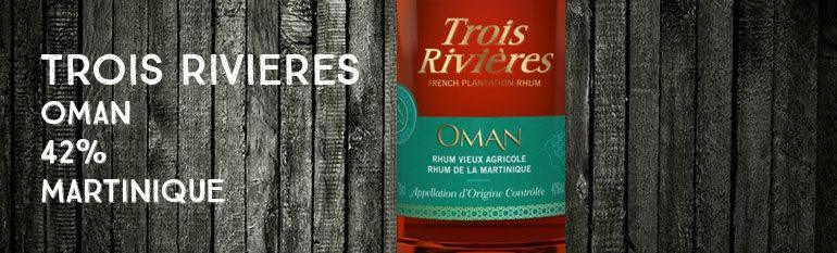 Trois Rivières – Oman – 42% – Martinique