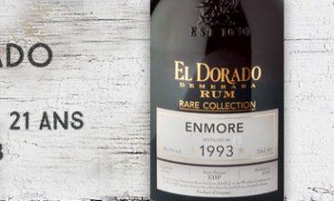 El Dorado - Enmore - 1993/2015 - 21yo - 56,5% - OB - Rare Collection - Guyana
