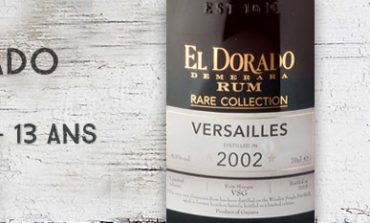 El Dorado - Versailles - 2002/2015 - 13yo - 63% - OB - Rare Collection - Guyana