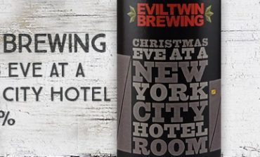Evil Twin Brewing - Christmas Eve at a New York City Hotel Room - 10% - Imperial Stout
