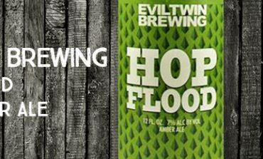 Evil Twin Brewing - Hop Flood - 7% - Amber Ale