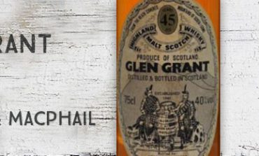 Glen Grant - 45yo - 40% - Gordon & MacPhail - Licensed Bottling