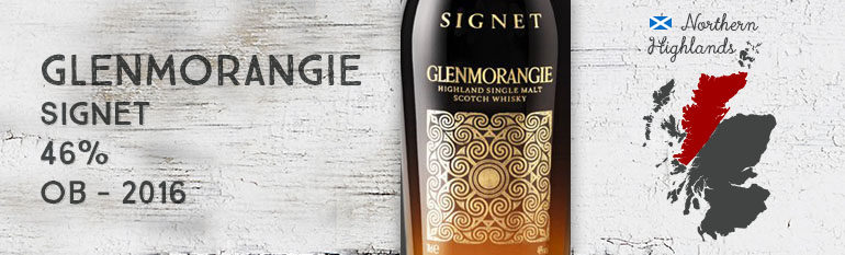 Glenmorangie – Signet – 46% – OB – 2016