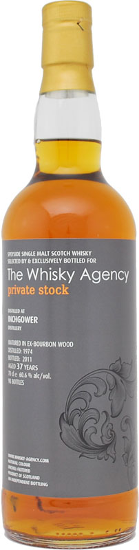 inchgower-1974-37yo-the-whisky-agency-private-stock