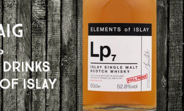 Laphroaig - Lp7 - 52,8% - Speciality Drinks - Elements of Islay