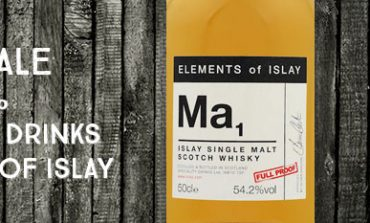 Margadale - Ma1 - 54,2% - Speciality Drinks - Elements Of Islay