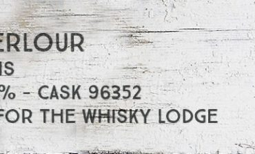 Aberlour - 11yo - 48,7% - Cask 96352 - OB for The Whisky Lodge