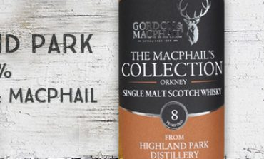 Highland Park - 8yo - 43% - Gordon & MacPhail - The MacPhail's collection - 23/09/2015