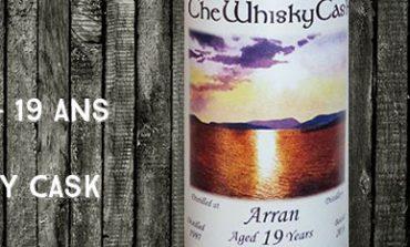 Arran - 1997/2016 - 19yo - 46,6% - The Whisky Cask