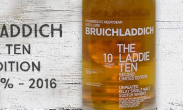 Bruichladdich - The Laddie Ten - Second Edition - 10yo - 50% - OB - 2016