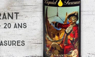 Glen Grant - 1996/2016 - 20yo - 54,4% - Liquid Treasures - Fairy Tales Edition