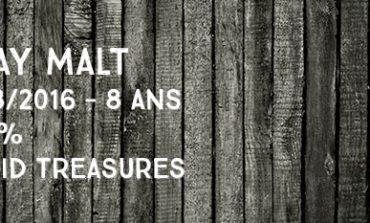 Islay Malt - 2008/2016 - 8yo - 58.5% - Liquid Treasures - Fairy Tales