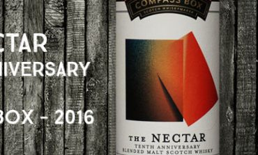 The Nectar Tenth Anniversary - 46% - Compass Box for The Nectar - 2016